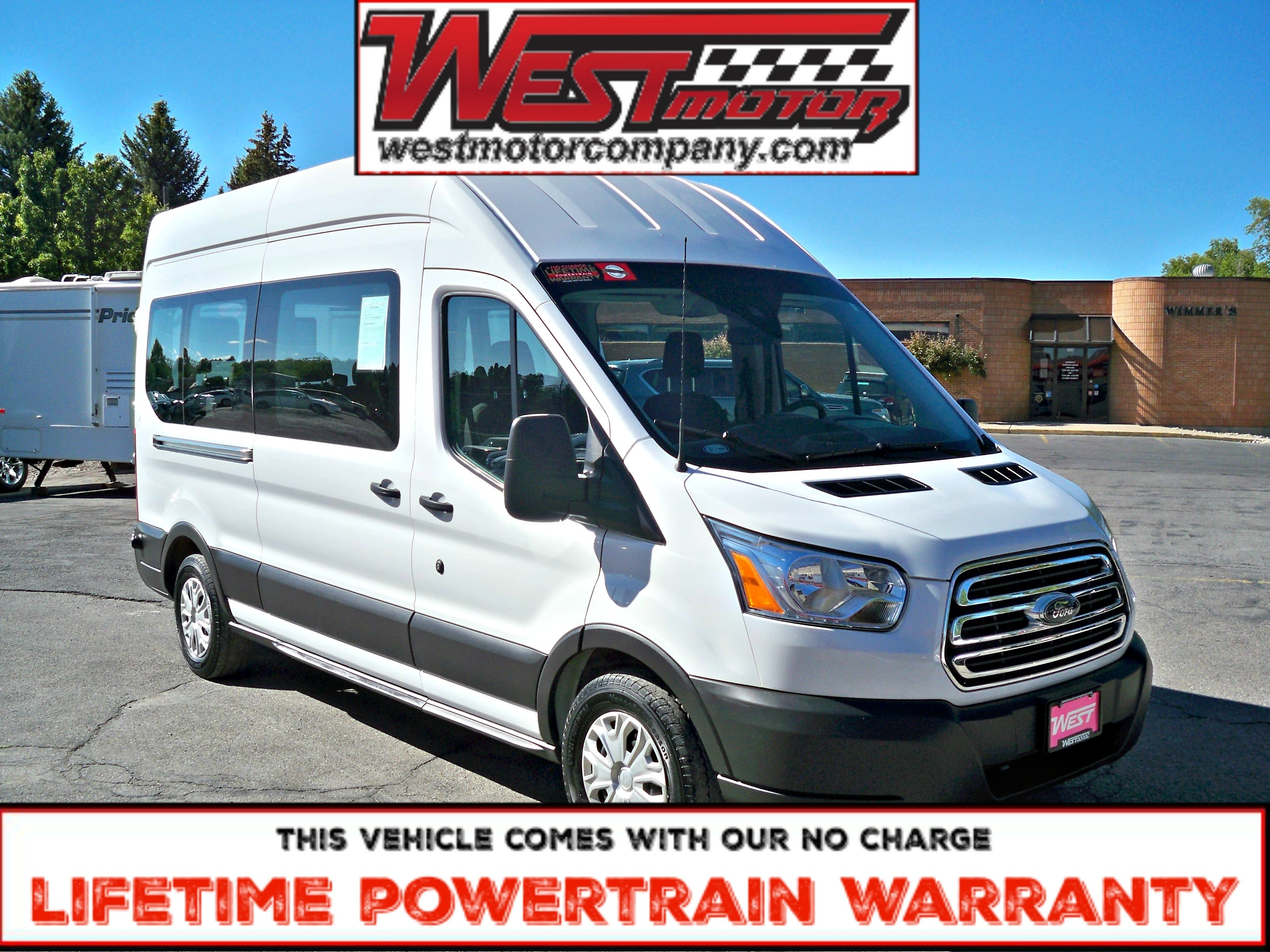 2017 Ford Transit-350 Passenger Van