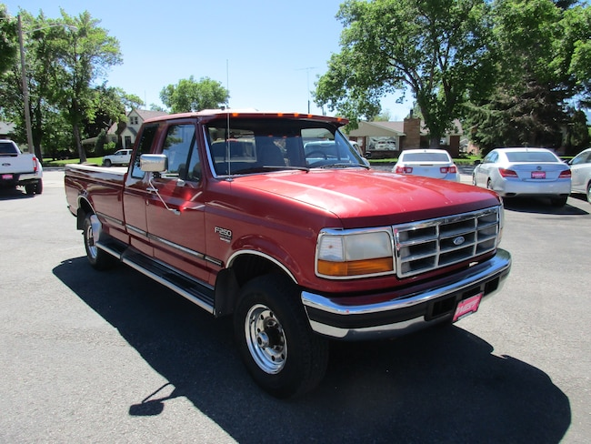 1997 Ford F-250 XLT Extended Cab