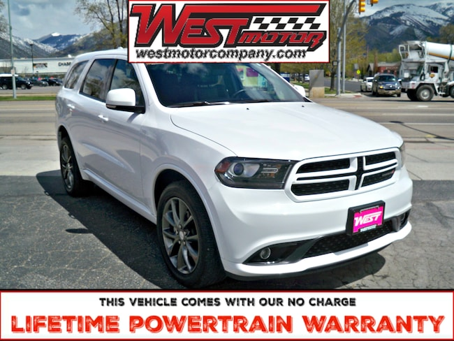 Used 2018 Dodge Durango GT AWD SUV near Logan Ut