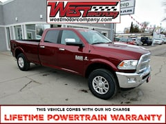 2018 Ram 2500 Laramie Crew Cab Long Bed