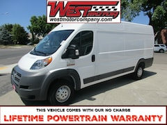 2018 Ram ProMaster 3500 High Roof 159 WB EXT Cargo Van