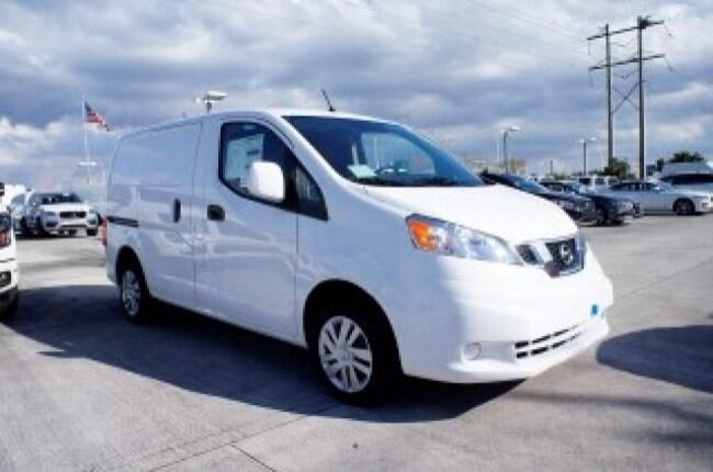 New 2019 Nissan NV200 SV Van Compact Cargo Van in Davie, FL