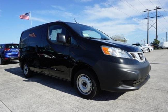 New 2019 Nissan NV200 S Van Compact Cargo Van in Davie, FL