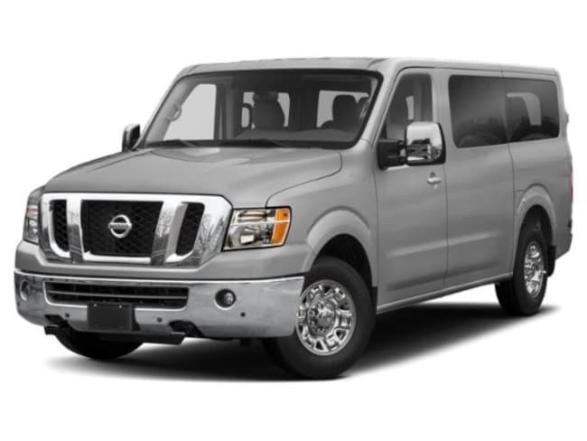 New 2019 Nissan NV Passenger NV3500 HD S V6 Van Passenger Van in Davie, FL