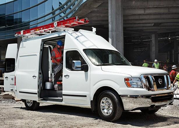 Nissan Nv1500 Cargo Van In Davie Fl