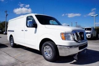 New Commercial 2019 Nissan NV Cargo NV3500 HD S V8 Van Cargo Van K804088 in Davie, FL