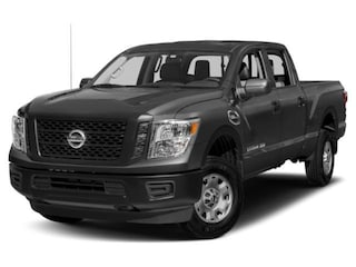 New Commercial 2019 Nissan Titan XD S Diesel Truck Crew Cab K510609 in Davie, FL