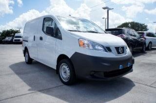 New Commercial 2019 Nissan NV200 S Van Compact Cargo Van K702466 in Davie, FL