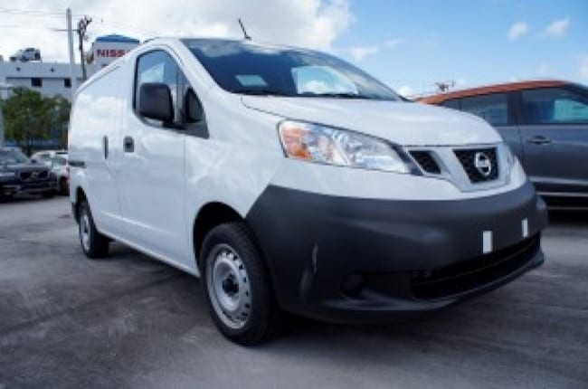 New 2019 Nissan NV200 S Van Compact Cargo Van in Davie, FL