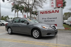 certified used 2017 Nissan Altima 2.5 S Sedan Car for sale in Ft Lauderdale