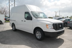New 2018 Nissan NV Cargo NV2500 HD SV Full-size Cargo Van 1N6BF0LY3JN801032 for Sale in Ft Lauderdale