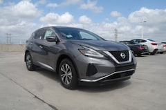 New 2019 Nissan Murano FWD S Sport Utility 5N1AZ2MJ0KN118592 for Sale in Ft Lauderdale