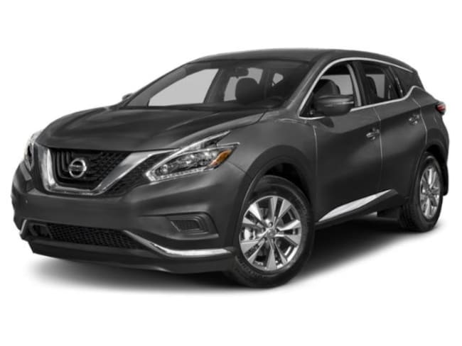 new 2018 Nissan Murano FWD Platinum Sport Utility for sale in Ft Lauderdale