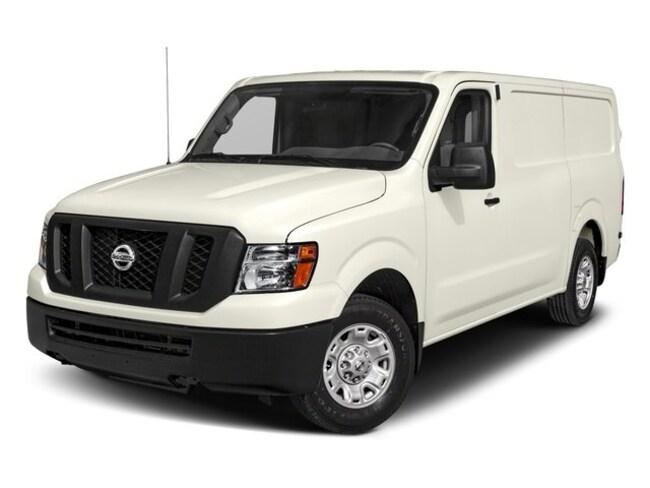2018 Nissan NV Cargo NV1500 Standard Roof V6 S Full Size Van