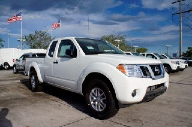 2019 Nissan Frontier King Cab 4x2 SV Auto Extended Cab Pickup
