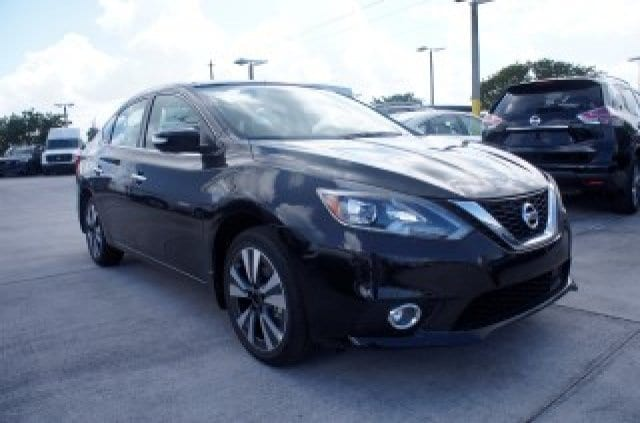 New Featured 2019 Nissan Sentra SL CVT Car 3N1AB7AP1KY209147 for sale near you in Davie, FL