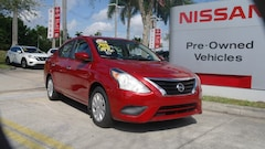 used 2015 Nissan Versa 4dr Sdn CVT 1.6 SV Car for sale in Ft Lauderdale