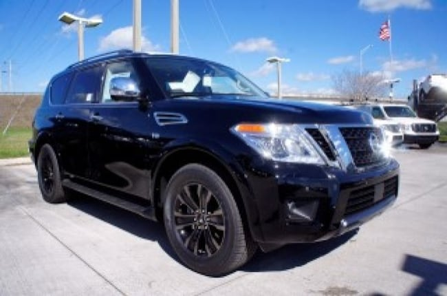 New 2019 Nissan Armada 4x2 Platinum For Sale In The Ft Lauderdale