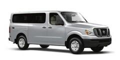 New 2019 Nissan NV Passenger NV3500 HD NV3500 HD SL V8 Full-size Passenger Van 5BZAF0AA3KN850026 for Sale in Ft Lauderdale