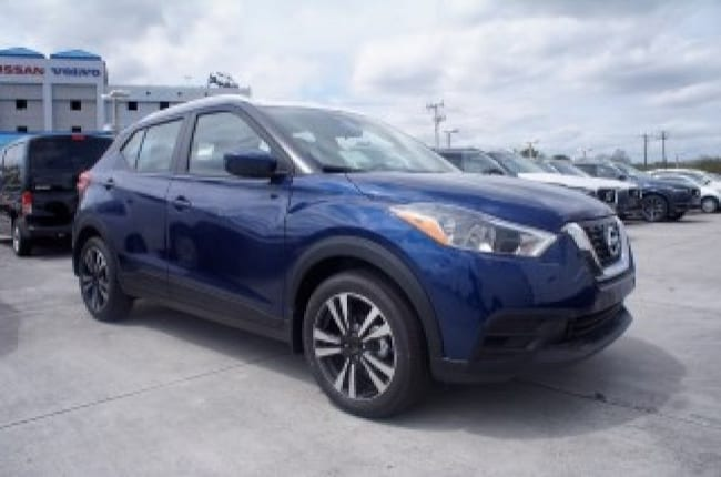 new 2019 Nissan Kicks SV FWD Sport Utility for sale in Ft Lauderdale