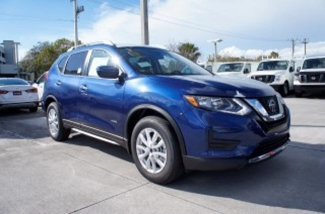 New Featured 2019 Nissan Rogue Hybrid FWD SV Hybrid Sport Utility 5N1ET2MT5KC712871 for sale near you in Davie, FL