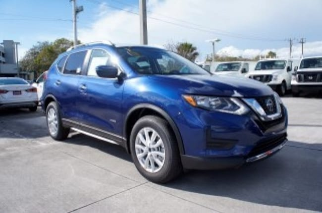 new 2019 Nissan Rogue Hybrid FWD SV Hybrid Sport Utility for sale in Ft Lauderdale