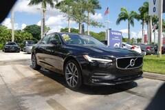 Used 2018 Volvo S90 T5 Momentum Sedan LVY982MK2JP026060 for sale near Ft. Lauderdale, FL