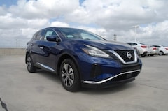 New 2019 Nissan Murano FWD S Sport Utility 5N1AZ2MJ5KN117745 for Sale in Ft Lauderdale