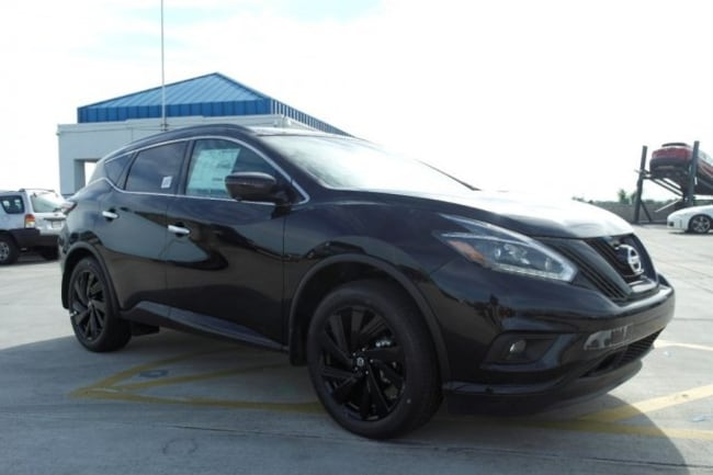 new 2018 Nissan Murano FWD SL Sport Utility for sale in Ft Lauderdale