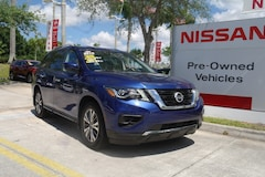 Used 2018 Nissan Pathfinder S SUV 5N1DR2MN3JC641597 for sale near Ft. Lauderdale, FL