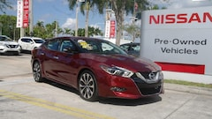certified used 2016 Nissan Maxima 4dr Sdn 3.5 SR Car for sale in Ft Lauderdale