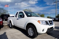 New 2019 Nissan Frontier King Cab 4x2 SV-I4 Auto Extended Cab Pickup 1N6BD0CT7KN748279 for Sale in Ft Lauderdale