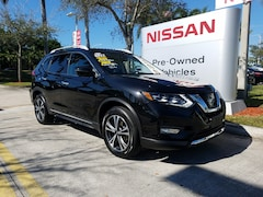 Used 2017 Nissan Rogue 2017.5 AWD SL Sport Utility 5N1AT2MV4HC863113 for sale near Ft. Lauderdale, FL