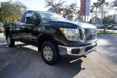 New 2018 Nissan Titan XD 4x2 Gas Single Cab SV Regular Cab Pickup 1N6AA1R97JN513322 for Sale in Ft Lauderdale