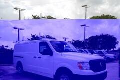 2018 Nissan NV Cargo NV2500 HD SV Full-size Cargo Van