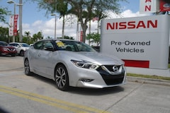 Used 2017 Nissan Maxima 3.5 SV Sedan 1N4AA6AP1HC404800 for sale near Ft. Lauderdale, FL