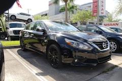 certified used 2017 Nissan Altima 2.5 SR Sedan Car for sale in Ft Lauderdale