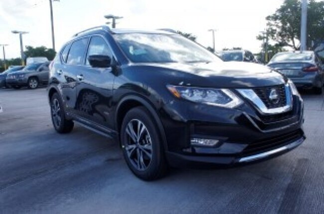 new 2019 Nissan Rogue Hybrid FWD SL Hybrid Sport Utility for sale in Ft Lauderdale