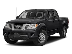 Featured 2018 Nissan Frontier Crew Cab 4x4 SV V6 Auto Crew Cab Pickup for sale near you in Davie, FL