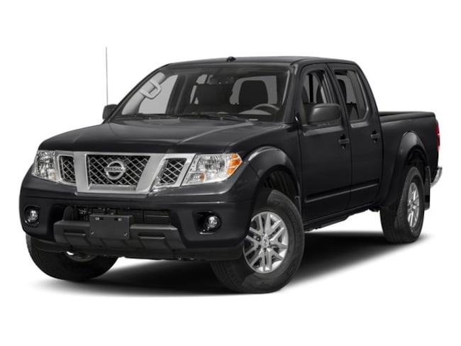 new 2018 Nissan Frontier Crew Cab 4x4 SV V6 Auto Crew Cab Pickup for sale in Ft Lauderdale