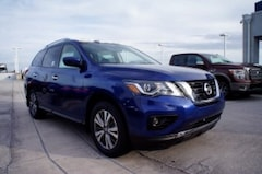 New 2019 Nissan Pathfinder FWD S Sport Utility 5N1DR2MN1KC621964 for Sale in Ft Lauderdale