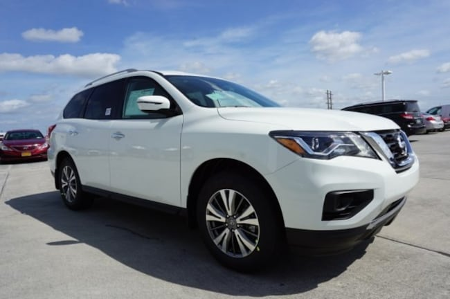 new 2019 Nissan Pathfinder 4x4 S Sport Utility for sale in Ft Lauderdale