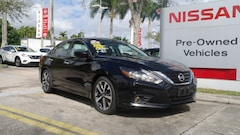 Used 2016 Nissan Altima 4dr Sdn I4 2.5 SR Car 1N4AL3AP1GC204846 for sale near Ft. Lauderdale, FL