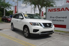Used 2018 Nissan Pathfinder S SUV 5N1DR2MN7JC620820 for sale near Ft. Lauderdale, FL