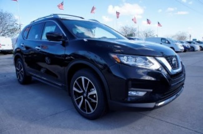 new 2019 Nissan Rogue FWD SL Sport Utility for sale in Ft Lauderdale