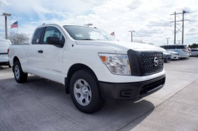 2019 Nissan Titan Extended Cab Pickup