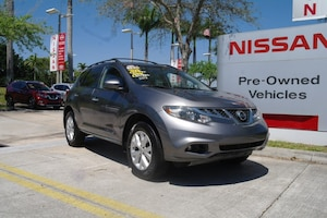 2013 Nissan Murano 2WD 4dr SV