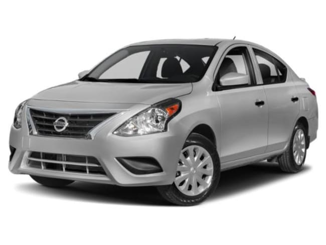 new 2019 Nissan Versa SV CVT Car for sale in Ft Lauderdale