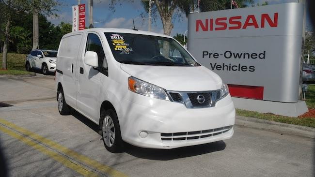 used 2014 Nissan NV200 I4 SV Mini-van, Cargo for sale in Ft Lauderdale