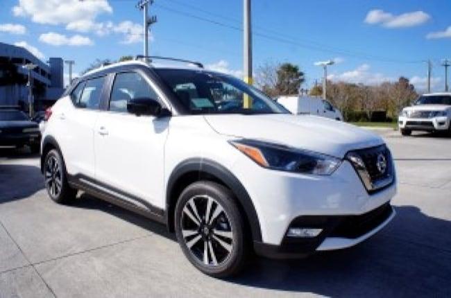 new 2019 Nissan Kicks SR FWD Sport Utility for sale in Ft Lauderdale